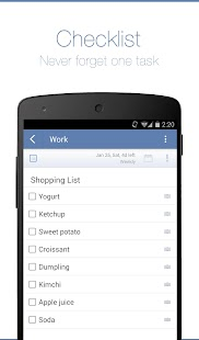 TickTick - To-do & Task List - screenshot thumbnail