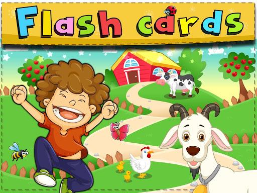【免費教育App】Flash cards for kids-APP點子