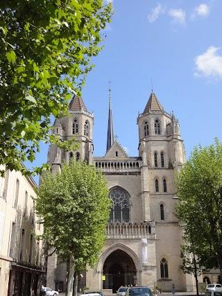 Eglise Saint-Benigne à Dijon