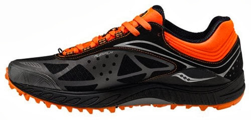 Saucony Peregrine  Trail Running Shoes Review