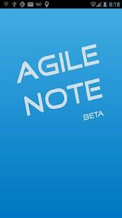 Notepad by AgileNote! (Memo)- screenshot thumbnail