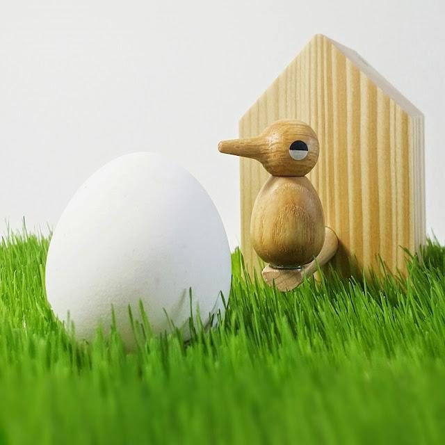 Ei fein ein Ei! Kitschreie Osterideen. Cultform.