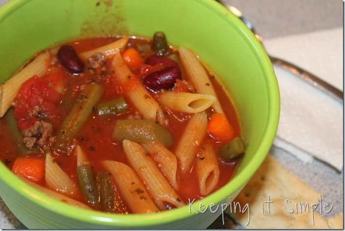minestrone soup (3)