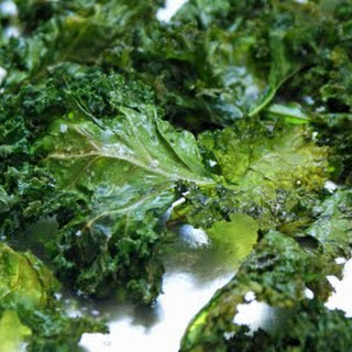 Crispy Roasted Kale.
