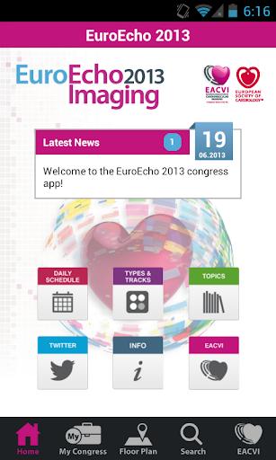 玩醫療App|EuroEcho2013免費|APP試玩