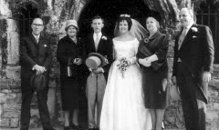 Wedding Group 1962