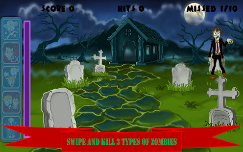 Whack the Zombies : Smash Hit - screenshot thumbnail