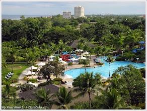 Отель Шангри-Ла. Филиппины. Фото Курчиной Л. www.timeteka.ru