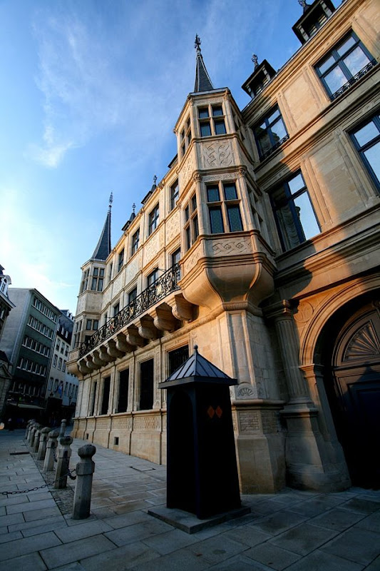 Grand Ducal Palace 2 Luxembourg