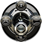 GO Locker theme Atlantis icon