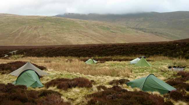 CAMP @ SALEHOW BECK