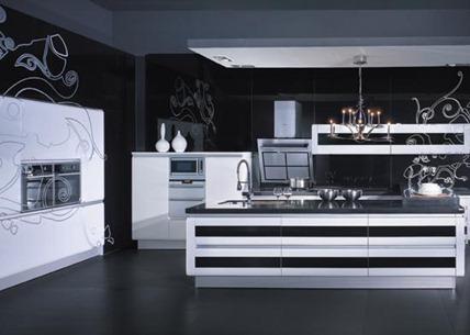 muebles de sala de estar elegantes del país Fotos De Muebles Para Cocinas Modernas Decoracin De