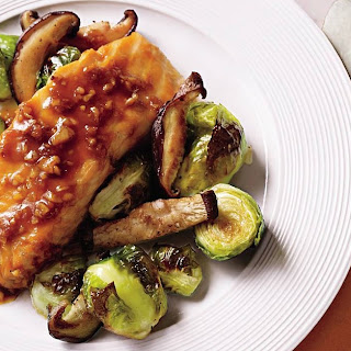 One-Pot Salmon Teriyaki