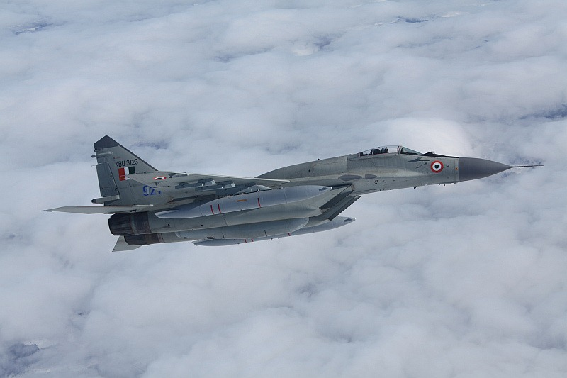 Indian-Air-Force-MiG-29-UPG