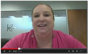 来自rootstech 2014的突出显示Accestry.com's Crista Cowan