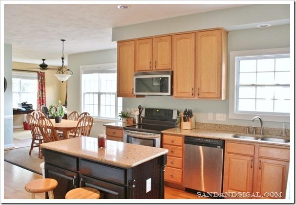 Comfort Gray Kitchen
