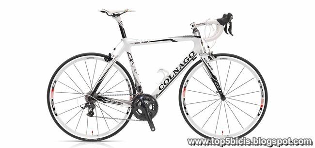 top 5 bicicletas de carretera  colnago cx