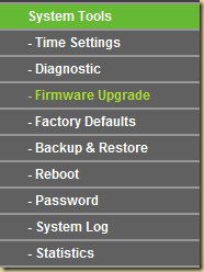 Aggregated Intelligence: Installing DD-WRT on TP-Link TL-WR841N