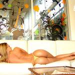 Milena Guzman Striptease Foto 104