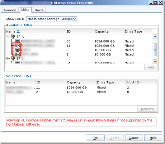 About Roy: How to create LUN on EMC VNX 5500 and assign it