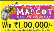 design income tax depatt logo