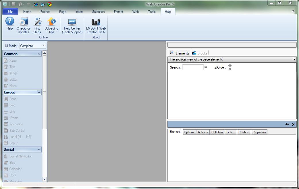 Lmsoft Web Creator Pro v6.0.25.3 Full İndir