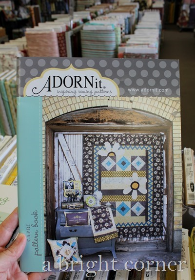 pattern book from AdornIt