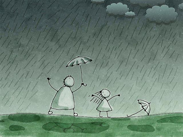 Fakta dan Mitos seputar hujan