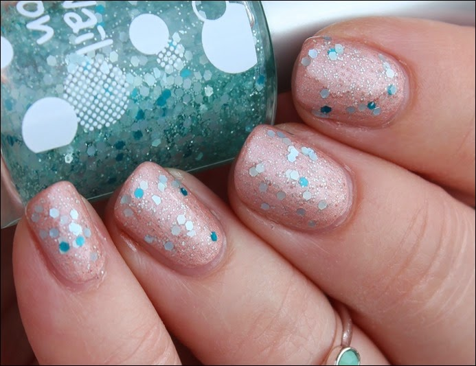 Topper Time Essence Satin Rival de Loop Sorbet Nail Mint 07