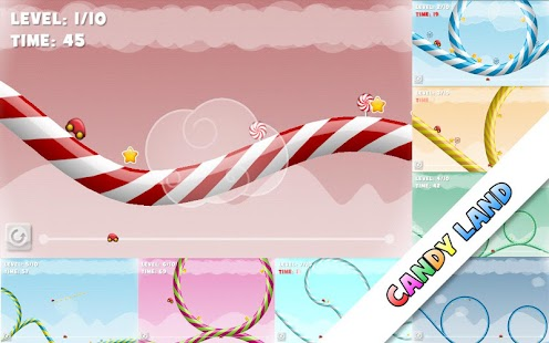 Candy Racer Free - screenshot thumbnail