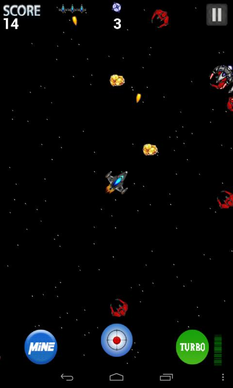 Space Shooter- screenshot