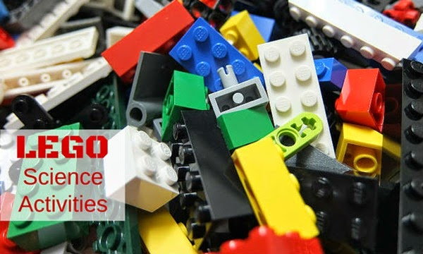 Lego Learning - Science Activities for Kids