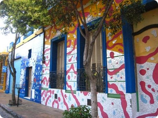 arte pubblico a Barracas
