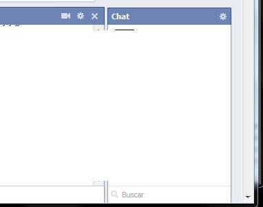 Por qué el chat de Facebook no carga