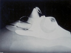 Laszlo Moholy-Nagy - Photogram--