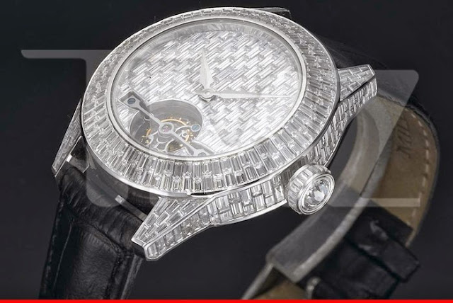 Floyd Mayweather $164 million wristwatch