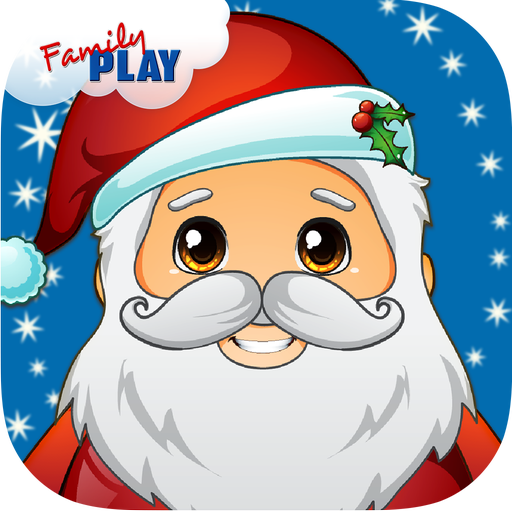 Santa Fun Kindergarten Games 教育 App LOGO-APP試玩