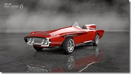 Plymouth XNR Ghia Roadster '60 (1)