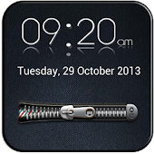Slide Zipper GoLocker Theme