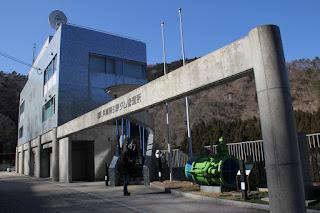 兵庫県引原ダム管理所
