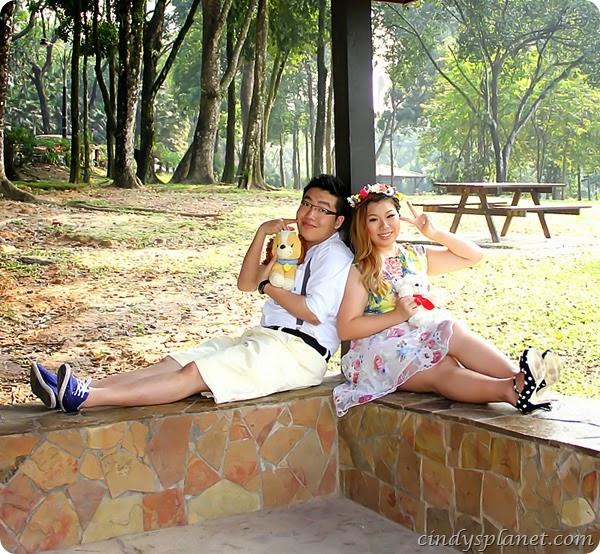 lake garden prewedding photo (11)