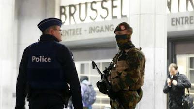 Brussels trong tình trạng báo động cao