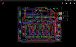 Screenshot of Eagle Viewer Demo