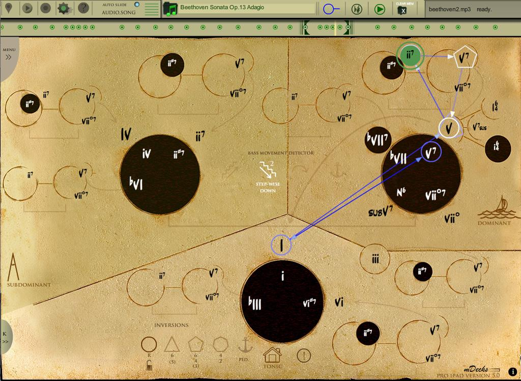 Mapping Tonal Harmony Pro- screenshot