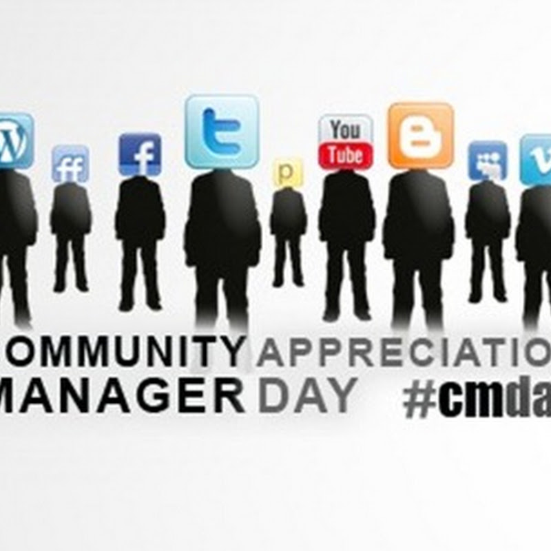 Community Manager's Appreciation Day