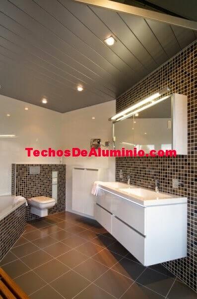 Techos aluminio Las Torres de Cotillas