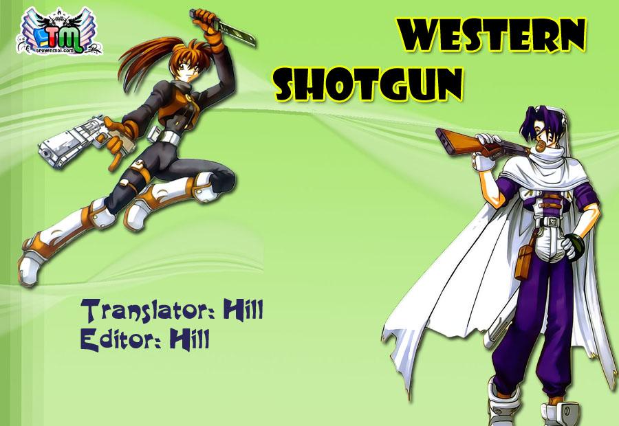 Western Shotgun - Tay súng miền tây Chap 30 - Truyen.Chap.VN