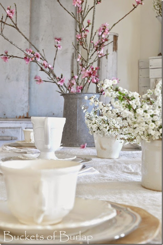 Spring table 11
