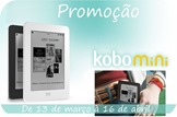 E-reader Kobo Mini