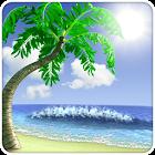 Lost Island 3d icon
